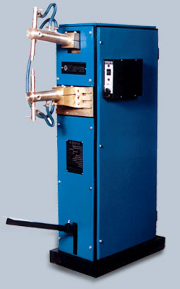 Model - SWE (P) Rocker ARM Spot Welder ( Pneumatically Operated )